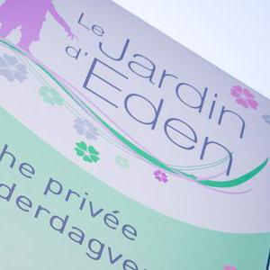 Jardin d'Eden crèche Uccle